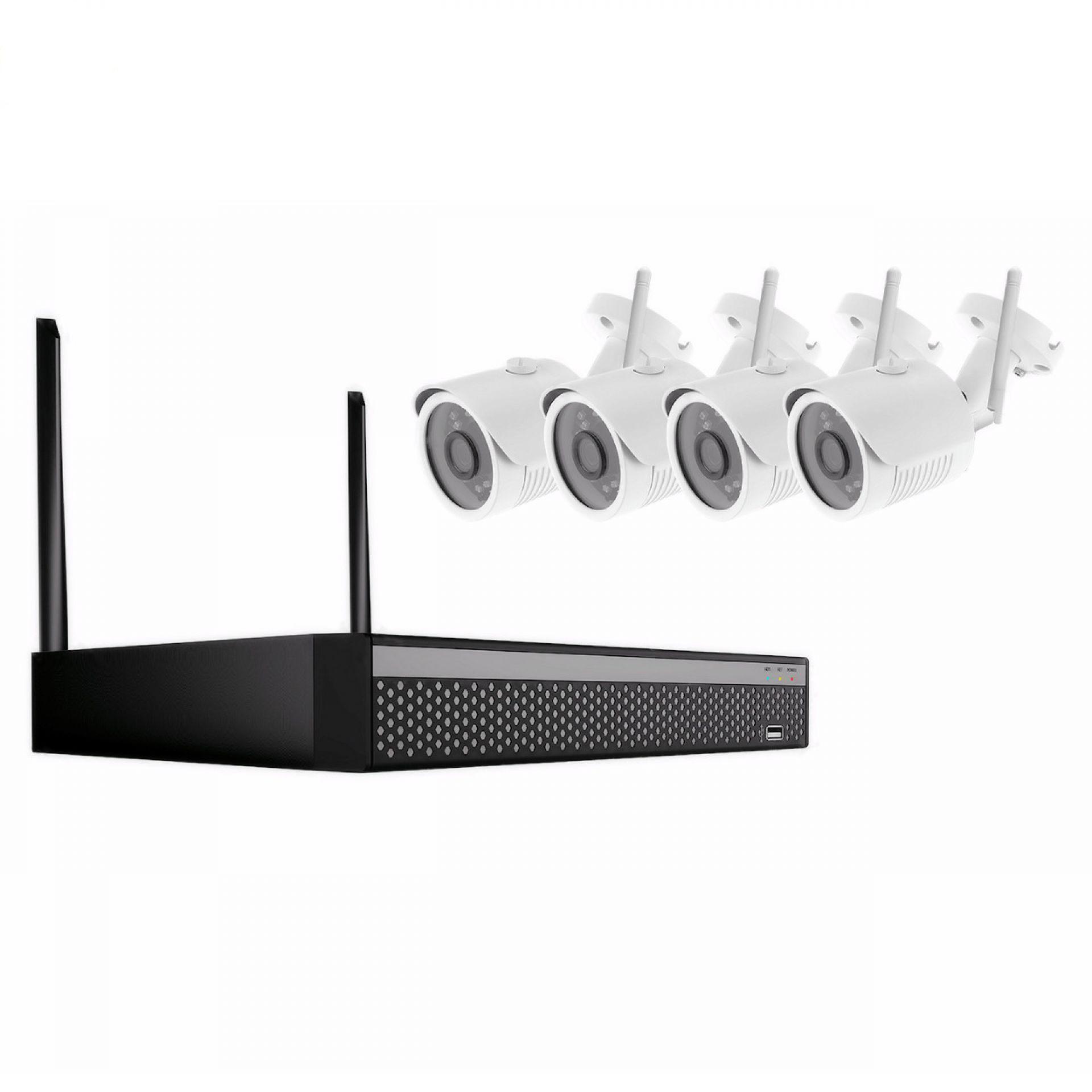 WLAN Videoüberwachungsset