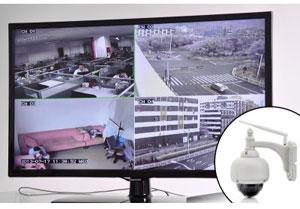 Auswertung Videoüberwachung