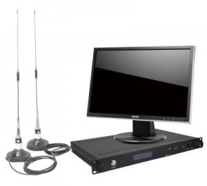 Video-Empfänger mit zwei Antennen