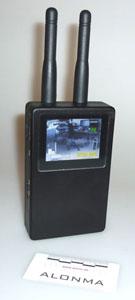 Ein Detektor für Funk-Kameras und Videowanzen.