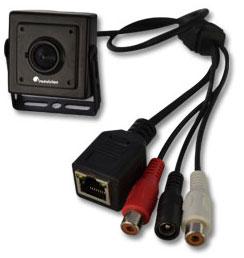 Verdeckte Videoüberwachung IP