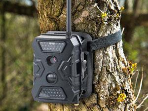 Wild Überwachungskamera mit E-mail