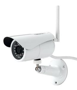 Outdoor Überwachungskamera mit Mikrofon