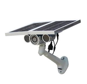 4G Akku LTE Überwachungskamera mit Solar