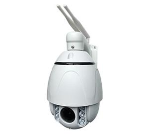 Schwenkbare WLAN Kamera
